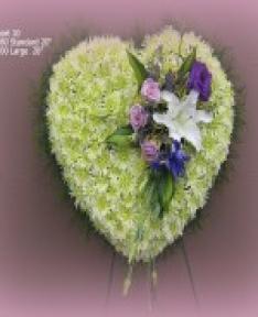 Kalp Çiçek